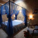 Cleopatra franciaágyas szoba