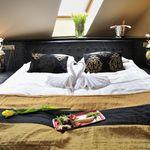 Rezydencja pokój 2-osobowy Vip z widokiem na rzekę z 1 pomieszczeniem sypialnianym