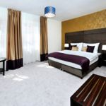 Emeleti Deluxe kétágyas szoba