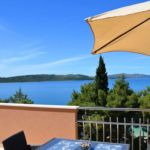 Mansarde 1-Zimmer-Apartment für 2 Personen mit Aussicht auf das Meer