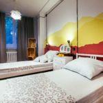 Emeleti Art kétágyas szoba (pótágyazható)