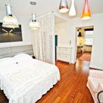 Apartament 4-osobowy na parterze Romantyczny z 2 pomieszczeniami sypialnianymi