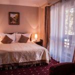 Balkonos Deluxe franciaágyas szoba