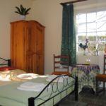 Economy Pokoj s manželskou postelí v přízemí