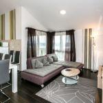 Apartament 6-osobowy Exclusive Vip z 3 pomieszczeniami sypialnianymi (możliwa dostawka)