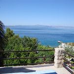 Sea View 3-Room Air Conditioned Apartment for 5 Persons