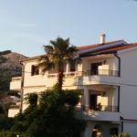 Apartament 4-osobowy Comfort z widokiem na morze z 2 pomieszczeniami sypialnianymi (możliwa dostawka)
