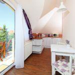 Fürdőkádas Studio franciaágyas szoba