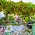 Apartman s terasou pro 5 os. se 2 ložnicemi s výhledem do zahrady