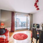 Apartament 4-osobowy z balkonem z klimatyzacją z 2 pomieszczeniami sypialnianymi