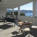 2-Zimmer-Apartment für 5 Personen mit Terasse und Aussicht auf das Meer