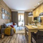 Deluxe 2-Zimmer-Apartment für 4 Personen Parterre