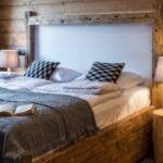 Apartament 4-osobowy na piętrze Deluxe z 2 pomieszczeniami sypialnianymi