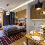 Apartament 2-osobowy na piętrze Studio z 1 pomieszczeniem sypialnianym