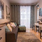 Apartament 3-osobowy na piętrze Studio z 2 pomieszczeniami sypialnianymi