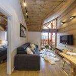 Deluxe 2-Zimmer-Apartment für 4 Personen mit Aussicht auf die Stadt