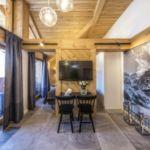 Apartament 3-osobowy Studio z widokiem na miasto z 2 pomieszczeniami sypialnianymi