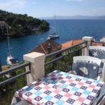 Tourist 3-Zimmer-Apartment für 5 Personen mit Aussicht auf das Meer