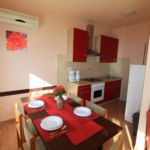 Sea View Upstairs 3-Room Apartment for 7 Persons