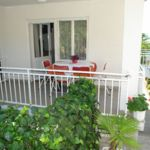 Balkon Klimatizirano apartman za 4 osoba(e) sa 2 spavaće(om) sobe(om)