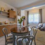 Apartament 4-osobowy na parterze Comfort z 2 pomieszczeniami sypialnianymi
