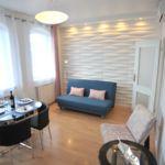 Apartament 4-osobowy z balkonem z widokiem na góry z 2 pomieszczeniami sypialnianymi