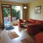 4-Room Family Apartment for 10 Persons with Garden
