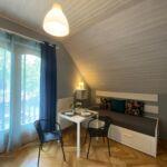 Apartament studio la etaj cu 1 camera pentru 3 pers.