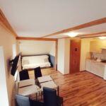 Apartament 4-osobowy na piętrze Studio z 1 pomieszczeniem sypialnianym