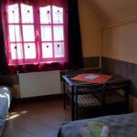 Apartament studio la mansarda cu 1 camera pentru 4 pers.