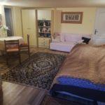 Gold 1-Zimmer-Suite für 3 Personen Parterre
