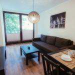 Apartament 4-osobowy Comfort z 2 pomieszczeniami sypialnianymi