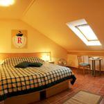 Tetőtéri légkondicionált kétágyas szoba