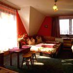 Panorámás ötágyas szoba
