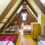 Teljes ház Standard 4 fős faház (pótágyazható)