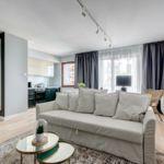 Apartament 4-osobowy na piętrze Deluxe