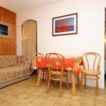 Apartament cu aer conditionat cu vedere spre mare cu 1 camera pentru 3 pers. AS-9261-a