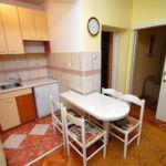 Apartament cu aer conditionat cu balcon cu 1 camera pentru 4 pers. A-2661-a