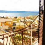 Apartman s klimatizací pro 6 os. se 2 ložnicemi s výhledem na moře A-11443-a