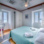 Pokoj s klimatizací s manželskou postelí s výhledem na moře S-2431-c