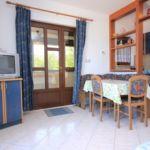 Apartament cu aer conditionat cu vedere spre mare cu 1 camera pentru 2 pers. AS-2337-a