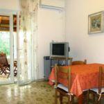 Légkondicionált teraszos 2 fős apartman 1 hálótérrel A-7166-b