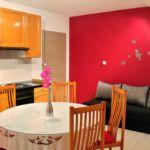 Apartmán s klimatizáciou s terasou pre 4 os. s 1 spálňou A-5219-b