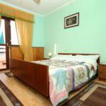 Apartament cu aer conditionat cu vedere spre mare cu 2 camere pentru 4 pers. A-183-c