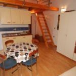Apartman s klimatizací  s manželskou postelí s 1 ložnicí AS-7445-a