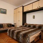 1-Zimmer-Apartment für 3 Personen mit Klimaanlage und Balkon AS-6483-a