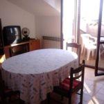 Apartament cu balcon cu vedere spre mare cu 2 camere pentru 5 pers. A-13327-b