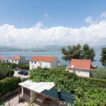 Apartament 4-osobowy z klimatyzacją z widokiem na morze z 2 pomieszczeniami sypialnianymi A-12113-b