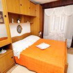 Apartament 3-osobowy z klimatyzacją z tarasem z 1 pomieszczeniem sypialnianym A-770-a