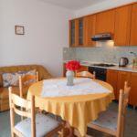 Apartament 5-osobowy z klimatyzacją z widokiem na morze z 2 pomieszczeniami sypialnianymi A-6316-b